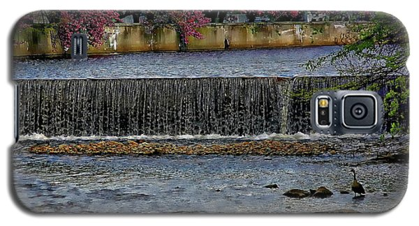 Mill River Park Galaxy S5 Case