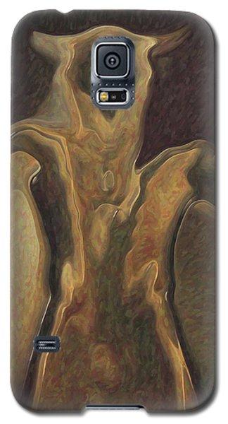 Minotaur  Galaxy S5 Case by Quim Abella