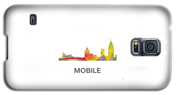 Mobile Alabama Skyline Galaxy S5 Case