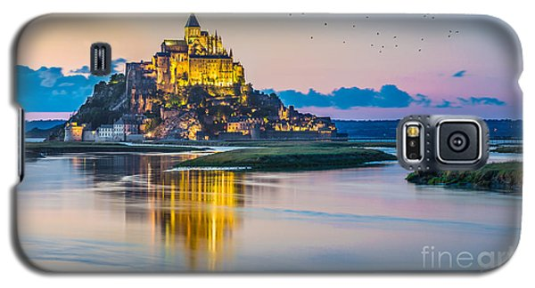 Mont Saint Michel Galaxy S5 Case