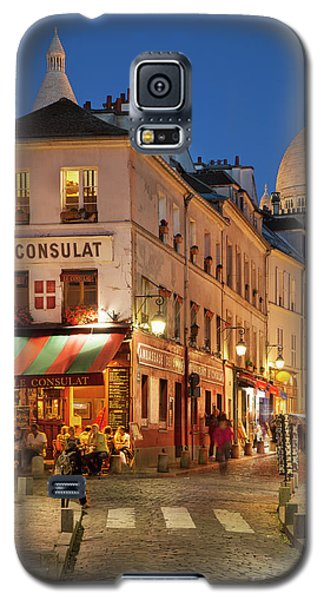 Montmartre Twilight Galaxy S5 Case