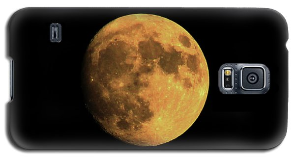 Moon Galaxy S5 Case