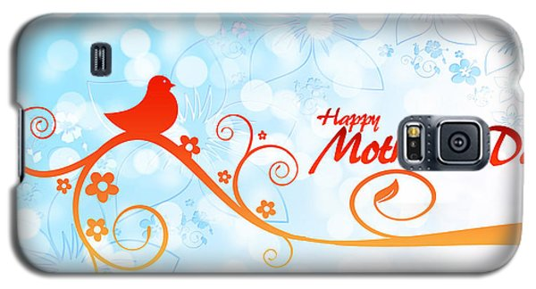 Design Galaxy S5 Case - Mother's Day by Maye Loeser