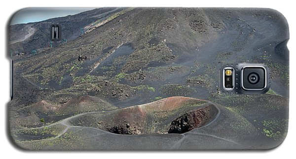Mount Etna Galaxy S5 Case