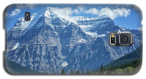 Mount Robson Galaxy S5 Case by Patricia Hofmeester