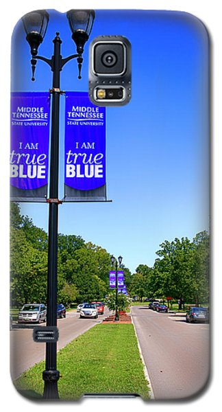 Mtsu Murfreesboro Tn, Usa Galaxy S5 Case