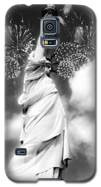 My Lady Liberty Galaxy S5 Case