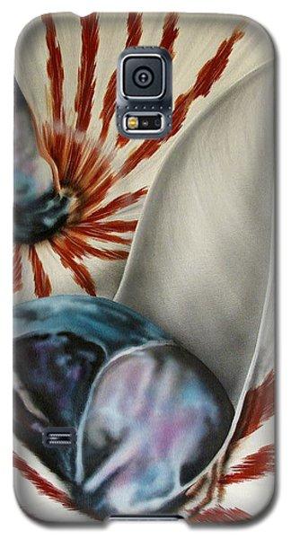 2 Nautilus Galaxy S5 Case