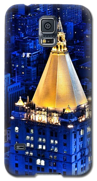 New York Life Building Galaxy S5 Case