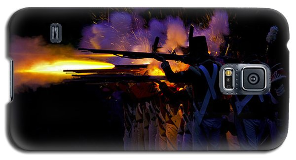 Night Battle Galaxy S5 Case