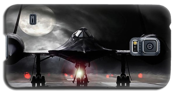Blackbird Galaxy S5 Case - Night Moves by Peter Chilelli