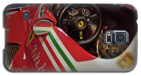 Number 11 By Niki Lauda #print Galaxy S5 Case