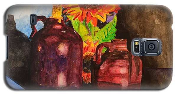 2 Old Jugs 1.. Galaxy S5 Case by Melvin Turner