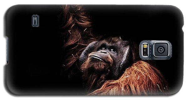 Orangutan Galaxy S5 Case
