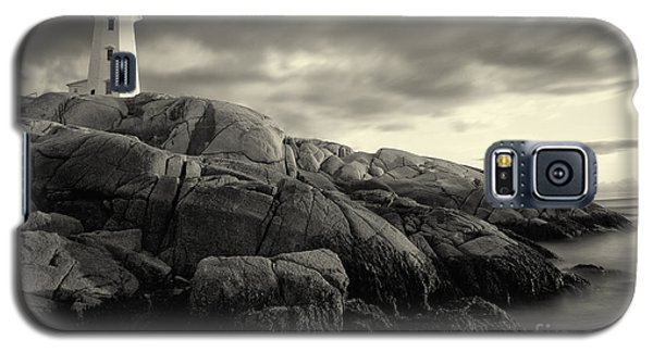 Peggys Cove Lighthouse Nova Scotia Galaxy S5 Case