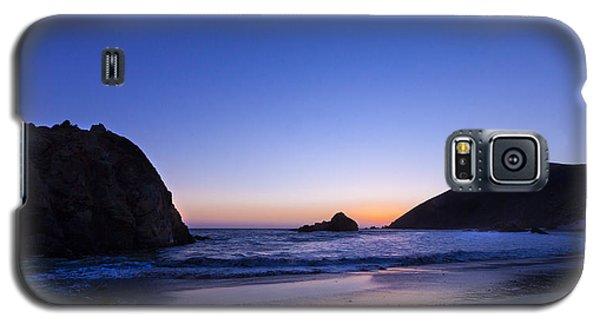 Pfeiffer Beach Galaxy S5 Case