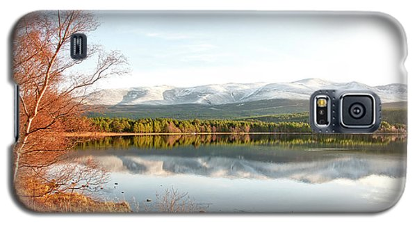Galaxy S5 Case featuring the photograph Aviemore by Gouzel -