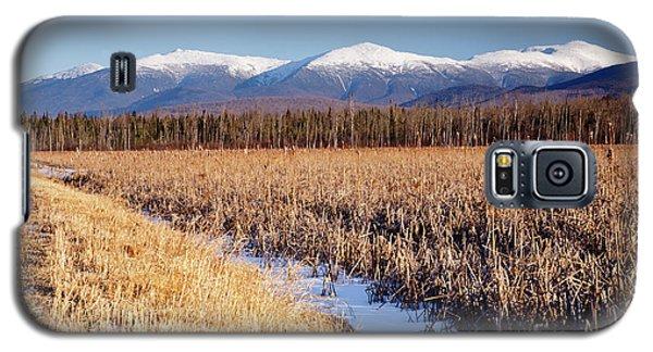 Pondicherry Wildlife Refuge - Jefferson New Hampshire Galaxy S5 Case