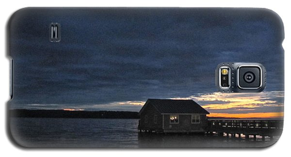 Galaxy S5 Case featuring the photograph Redondo Pier by Sean Griffin