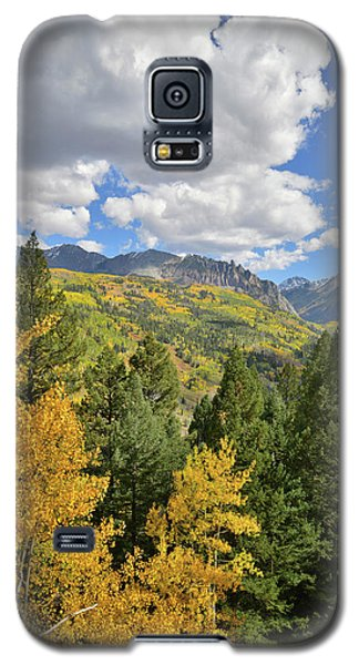 Galaxy S5 Case featuring the photograph Road To Sunshine Mesa by Ray Mathis
