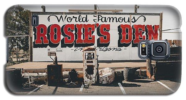 Rosies Den Cafe  Galaxy S5 Case