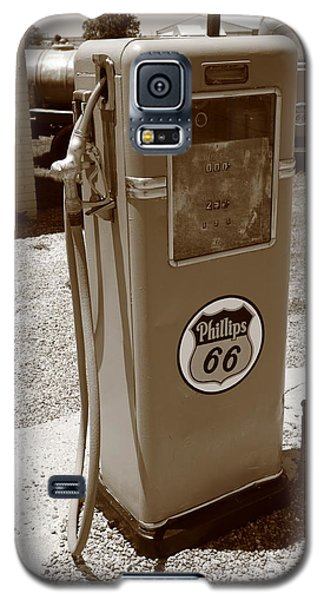 Route 66 Gas Pump Galaxy S5 Case