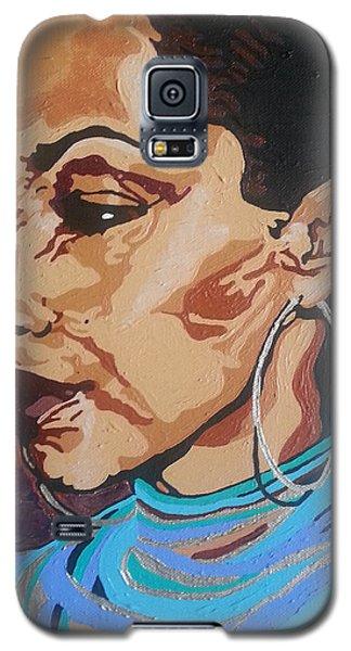 Sade Adu Galaxy S5 Case by Rachel Natalie Rawlins