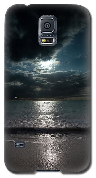 Sea And Clouds Galaxy S5 Case
