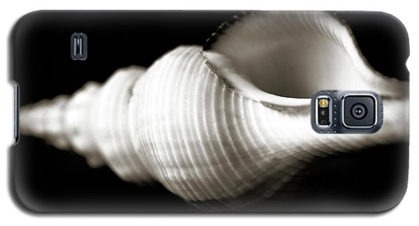 Shell - Sepia Tone Galaxy S5 Case