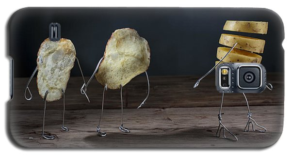 Simple Things - Potatoes Galaxy S5 Case