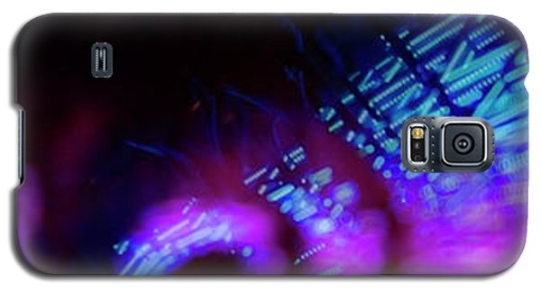 Singapore Night Urban City Light - Series - Your Singapore Galaxy S5 Case