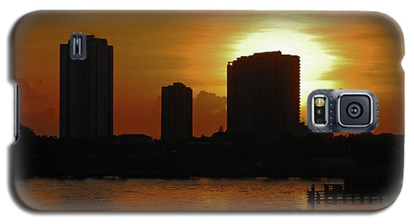 Galaxy S5 Case featuring the photograph 2- Singer Island by Joseph Keane