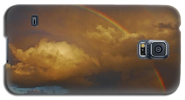 Galaxy S5 Case featuring the photograph 2- Singer Island Stormbow by Rainbows