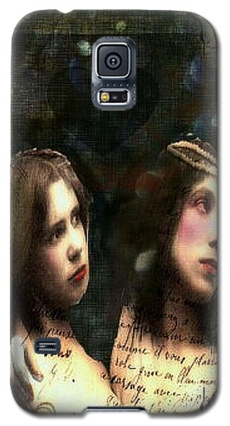 Two Sisters Galaxy S5 Case