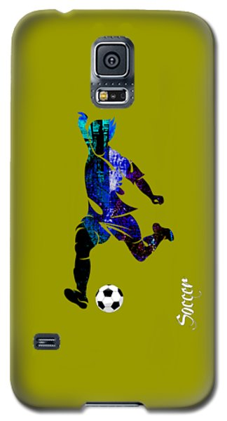 Soccer Collection Galaxy S5 Case