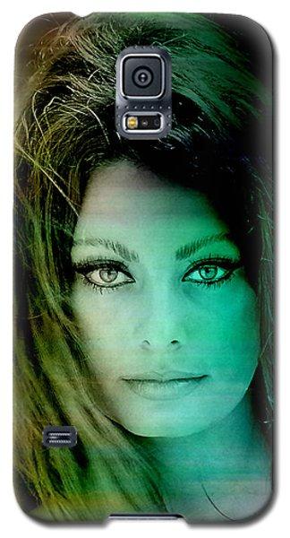 Sophia Loren Galaxy S5 Case