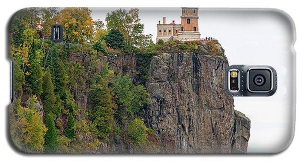 Split Rock Lighthouse Galaxy S5 Case by Steve Stuller