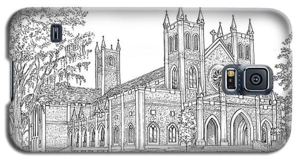 St. Peter's Anglican Church Galaxy S5 Case