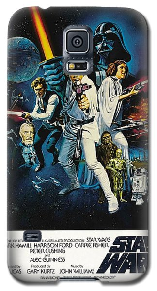 Star Wars Galaxy S5 Case - Star Wars by Geek N Rock