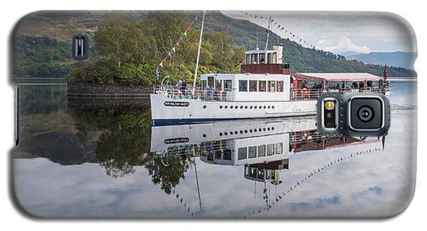 Steamship Sir Walter Scott On Loch Katrine Galaxy S5 Case