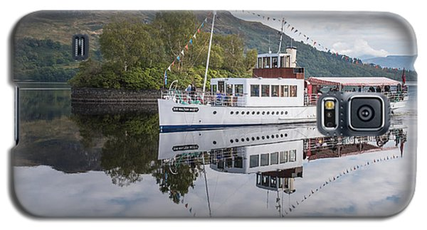 Steamship Sir Walter Scott On Loch Katrine Galaxy S5 Case