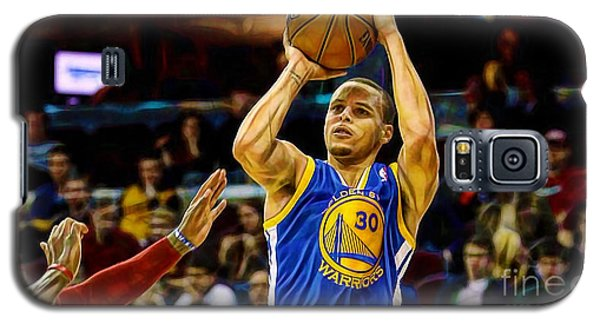 Steph Curry Collection Galaxy S5 Case