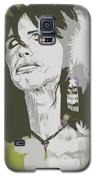 Steven Tyler  Galaxy S5 Case by Jeepee Aero
