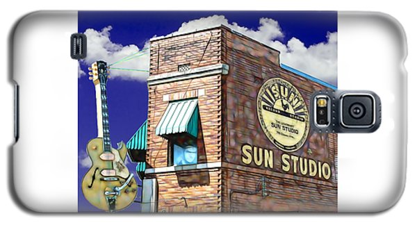 Sun Studio Collection Galaxy S5 Case by Marvin Blaine