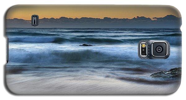 Sunrise By The Sea Galaxy S5 Case