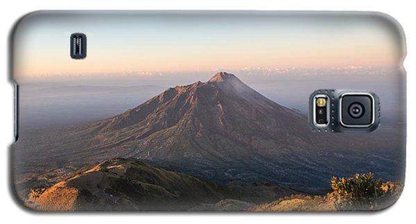 Sunrise Over Java In Indonesia Galaxy S5 Case