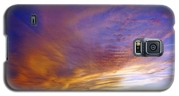 Sunset At Delnor Wiggins Pass State Park In Naples, Fl Galaxy S5 Case