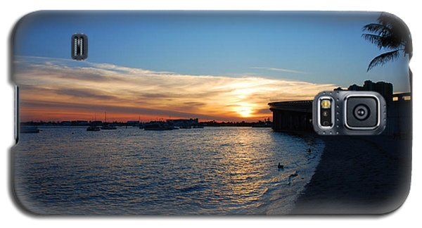 Galaxy S5 Case featuring the photograph 2- Sunset In Paradise by Joseph Keane