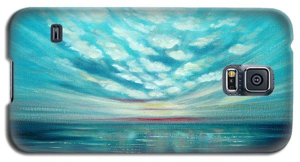 Sunset Quest Galaxy S5 Case