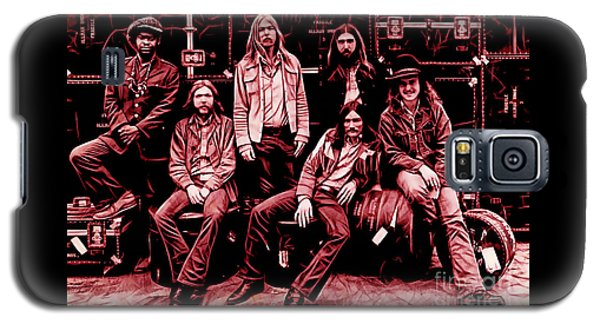 The Allman Brothers Collection Galaxy S5 Case